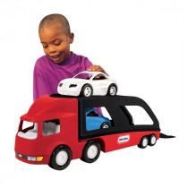 Little Tikes Car Transporter - Red / Black