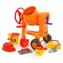 Wader Concrete Mixer mit Accessories - 9 Stk