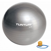 Tunturi Gymball 65 cm - Silver