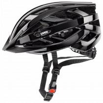 Uvex I-VO Fahrradhelm - Black