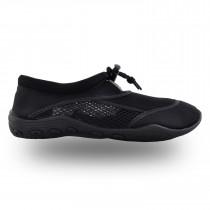 Rucanor Blake aqua Socke Surfshoe Junior - schwarz / schwarz / hellgrau