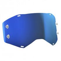 Scott Prospect SNG Works MX Objektiv - Electric Blue Chrome Afc Works