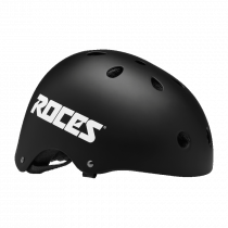 Roces CE Aggressiver Helm - Black