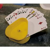 Longfield Kartenhalter aus Kunststoff