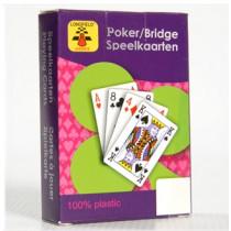 Longfield Plastic Spielkarten