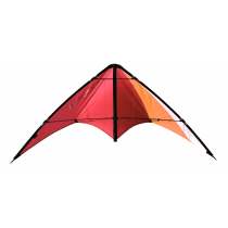 Elliot Drops Drachen - Rot / Weiß