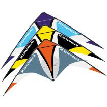 Rhombus Zipper Advanced Level Stunt Kite
