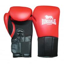 Lonsdale Performer Training - Rot / Schwarz - 12 Unzen