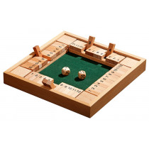 Philos Shut the Box 12 4 Spieler