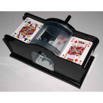 Spielkarten Shuffler Handmatig traf Schleuder