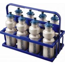 Sportec Klapp-Flaschenhalter für 8 Flaschen