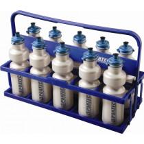 Sportec Faltbare Flaschenregal für 10 Flaschen
