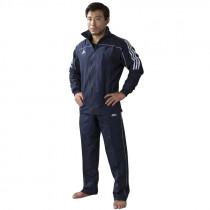 Adidas - Training Team Track - Training - Blau / Weiß