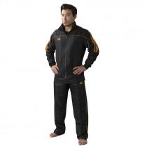 Adidas-Team Trainingsjacke - Schwarz / Orange