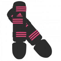 Adidas Good Shin Guards - Schwarz / Pink