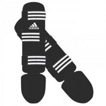 Adidas Gut Shin Pads - Schwarz / Weiß