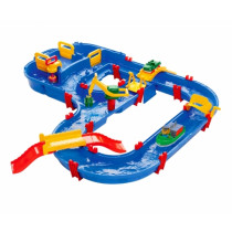 Aquaplay 1528 Kanalsysteme - Mega Bridge Set